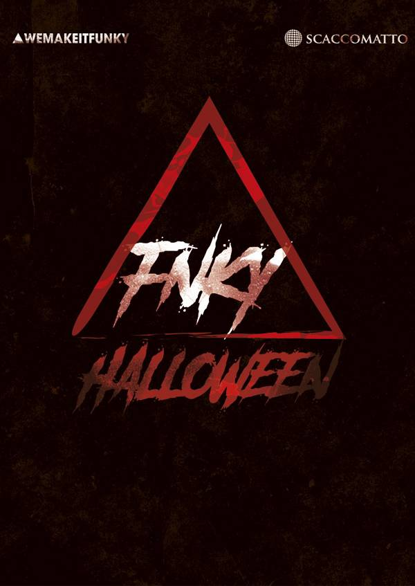 Halloween 2016 at Scaccomatto by FNKY!